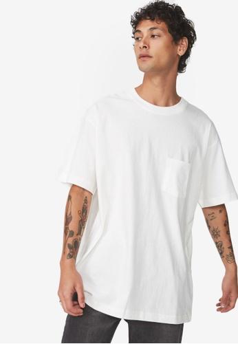 Cotton On 白色 Superior Tee 01827AA205B203GS_1