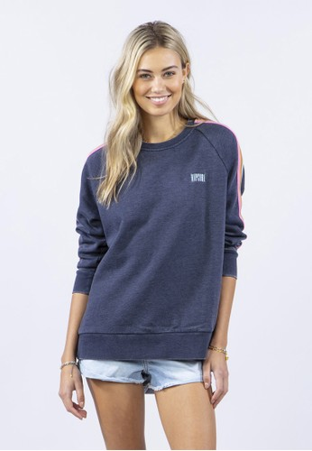 Rip Curl navy Revival Crew - Navy C1A3CAAD83ABF9GS_1
