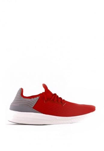 World Balance red Urban Flex MS Sneakers 6F51ESH6295F53GS_1