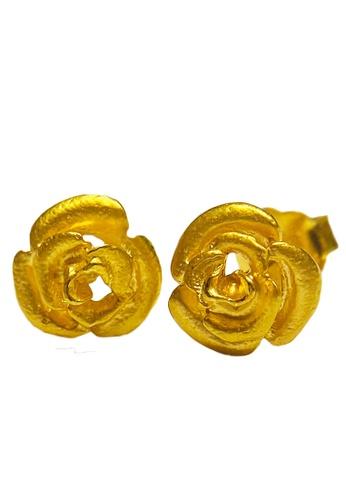 LITZ gold LITZ 916 (22K) Gold Earrings LGE0072 (2.62g) 67734AC238ADADGS_1