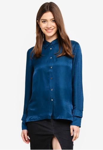 MbyM blue Allesandra Top 73916AA8F1855BGS_1