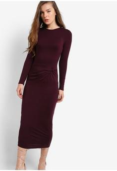 KN Sea Nala Twist Maxi Dress