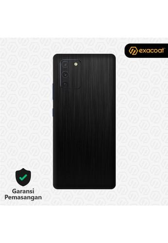 Exacoat Galaxy S10 Lite 3M Skins Titanium Series - Titanium Black DCAFAESFD8F48DGS_1