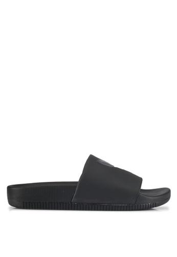 ALDO black Everet Sandals 54D8CSH7257EF5GS_1