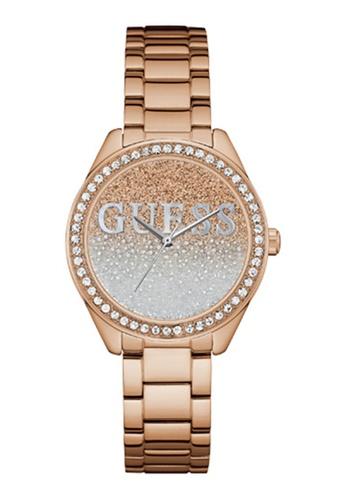 Guess Watches gold Ladies Trend Watch W0987L3 B47B5AC7DCD874GS_1