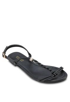 Natalie Braided Sandals