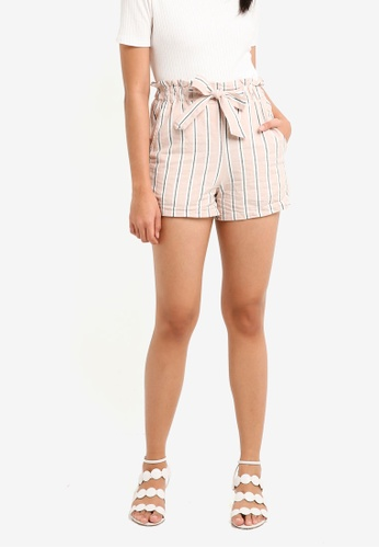 Factorie multi Paperbag Shorts (Woven) 6ED44AAB457B60GS_1