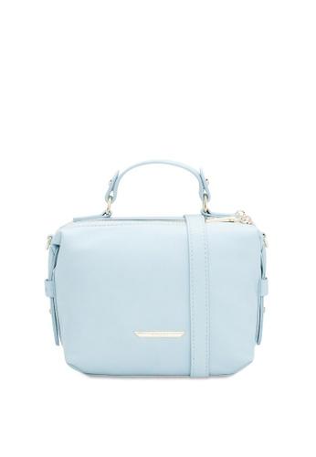 VINCCI blue Satchel Bag 03D44AC783EDECGS_1