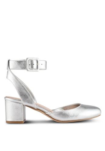 ALDO silver Jeriesen Heeled Shoes 831ECSH690B899GS_1