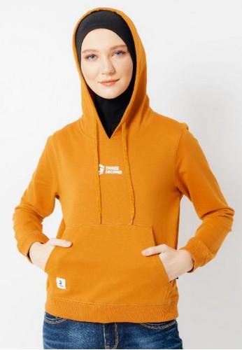 3SECOND brown Women Jacket 011220 6D546AA8B5B233GS_1