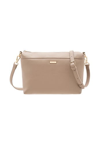 HILLY beige Hilly Hilton Sling Bag 57049AC7492888GS_1