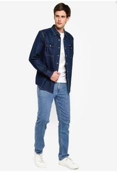 736c616e24f 40% OFF Calvin Klein Archive Western Jacket - Calvin Klein Jeans S$ 279.00  NOW S$ 166.90 Sizes S L