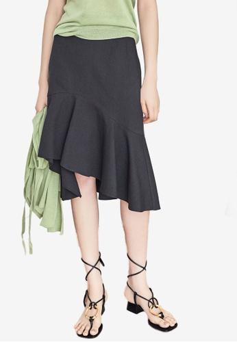 NAIN black Mermaid Skirt BD274AA057BC7BGS_1