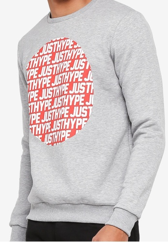 e784d0f03c Buy Just Hype JH Sporting Crew Neck Sweatshirt Online