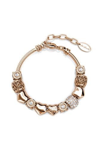 Her Jewellery Radiant Charm Bracelet