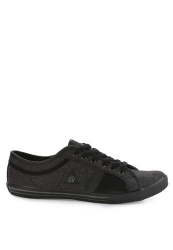 Ardiles black Men Sneakers Shoes Huelva AR073SH0VRMDID_1