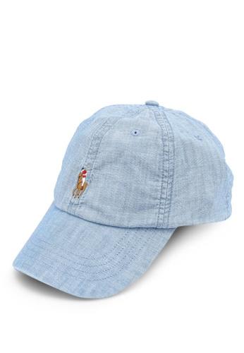 Polo Ralph Lauren blue Casual Sport Cap 517D8ACD716068GS_1