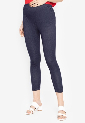 3a52000b449 Shop Mommy Plus Jewel Maternity Jeggings Online on ZALORA Philippines