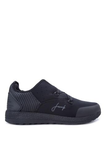 Jump black Hunter Sneakers JU701SH98VNXPH_1