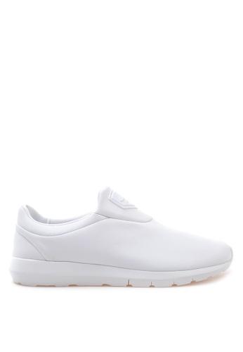 World Balance white Lite Flex MS Sneakers WO444SH94ZVTPH_1