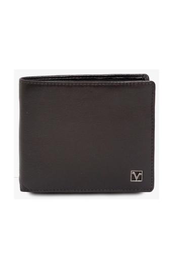 Valentino Rudy brown Valentino Rudy Full Leather Bi Fold Wallet 15DD9ACB532A85GS_1