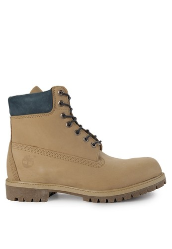 "Timberland multi and brown 6"" Premium Boot D947FSH9BF7F56GS_1"