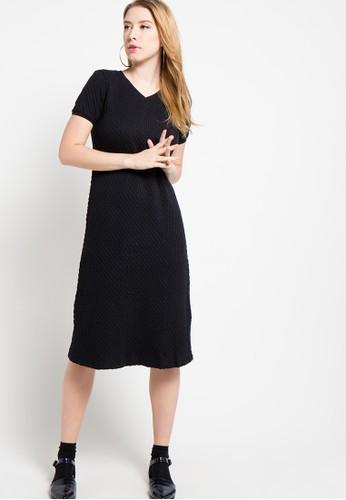LOIS JEANS black Dress LO391AA04ZVZID_1