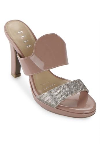 Elle Shoes brown El 30005 EL820SH40VVBID_1
