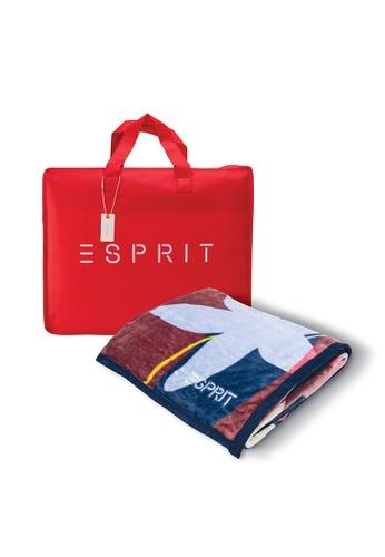 Esprit Esprit Flannel Fleece Blanket/ King Size 240 x 230cm 0DE05HL158520FGS_1
