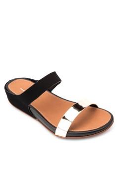 Carrie Flat Slides