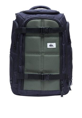 Quiksilver grey Grenade 25L Medium Backpack 185BBAC38B632FGS_1