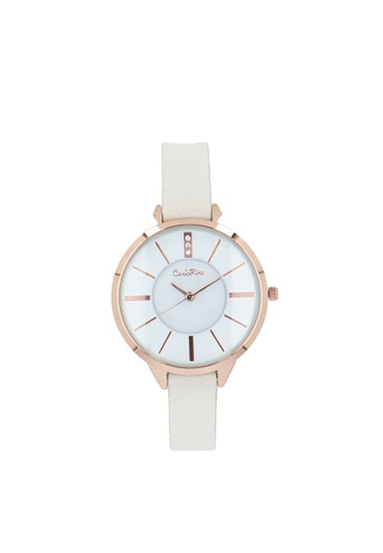 Carlo Rino white White Enchanting Hourglass 67181ACB58E366GS_1