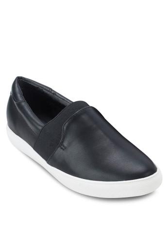 單zalora是哪裡的牌子色系仿皮懶人鞋, 女鞋, 懶人鞋