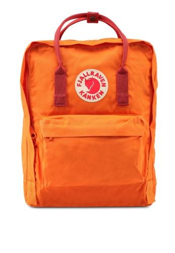 Fjallraven Kanken red and orange Kanken Classic Backpack EB15DACE38B6B6GS_1