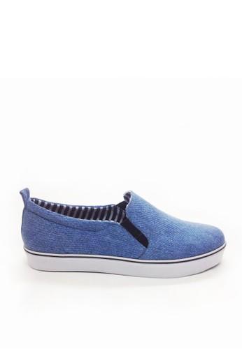 Divites Belle blue Loafer DI855SH84MMPID_1