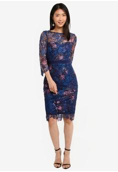 3c443b5dfed 75% OFF Paper Dolls Crochet Bodycon Dress RM 449.00 NOW RM 111.90 Sizes 8 14
