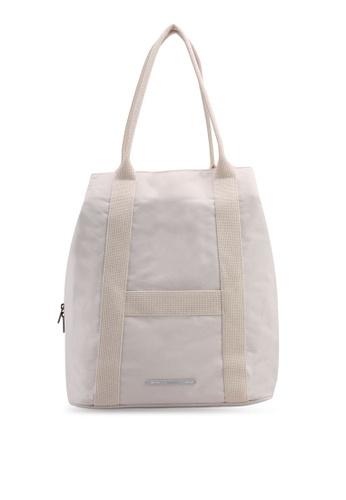 Rawrow white Wax 295 Shoulder Cotna Bag 3220BACCB71A9FGS_1