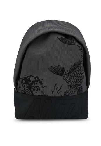 Anta black Good Luck Backpack 5FD34AC0FA6C7BGS_1