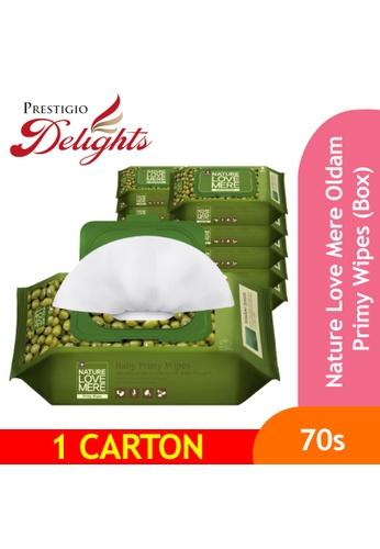 Prestigio Delights Nature Love Mere Primy Wipes (Box) 70s AB205ES52CC891GS_1