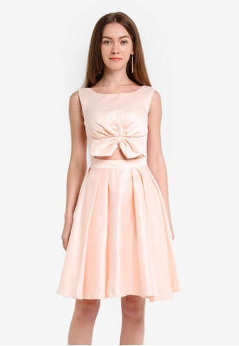 Megane pink Parfait Dress ME617AA0RR2GMY_1