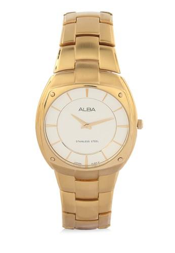 Alba gold Analog Watch Atat82 AL383AC0V8EMID_1