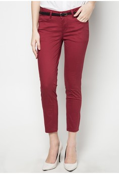 Slimming Satin Modal Pants