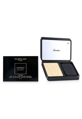 Guerlain GUERLAIN - Lingerie De Peau Mat Alive Buildable Compact Powder Foundation SPF 15 - # 03N Natural 8.5g/0.29oz CBB58BE43A9E70GS_1