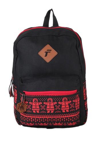 Sogno black Men Backpack SMM 107 4B8ACACB09538BGS_1