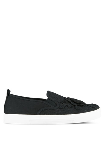 Call It Spring black Fiamma Slip On Shoes CA512SH0SFCVMY_1
