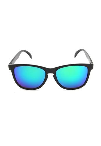 2i's to eyes black and green 2i's Sunglasses - Scott 2I983AC81OZMHK_1