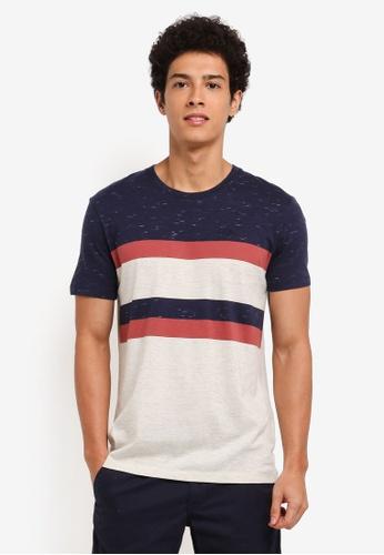 ESPRIT navy Short Sleeve T-Shirt 252A3AAF0DADFAGS_1