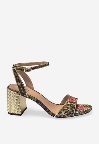ASH 多色 Supreme Bis - 多色印花涼鞋 8F32CSH3C024BBGS_1