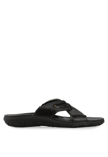 Marelli black Decio Sandal MA036SH40UKDID_1