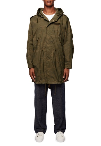 Parka Technical Online On Singapore Camo Zalora Curwen And Kent Buy xpqXRUw